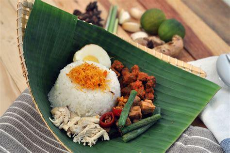 pesan nasi tradisional   nasi kentjana