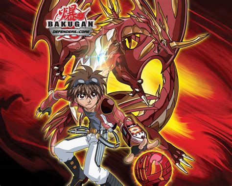 11 bakugan battle hd wallpapers backgrounds wallpaper
