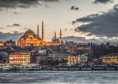 Istanbul Capital Turkey Turkish Imperial Halal Wisata