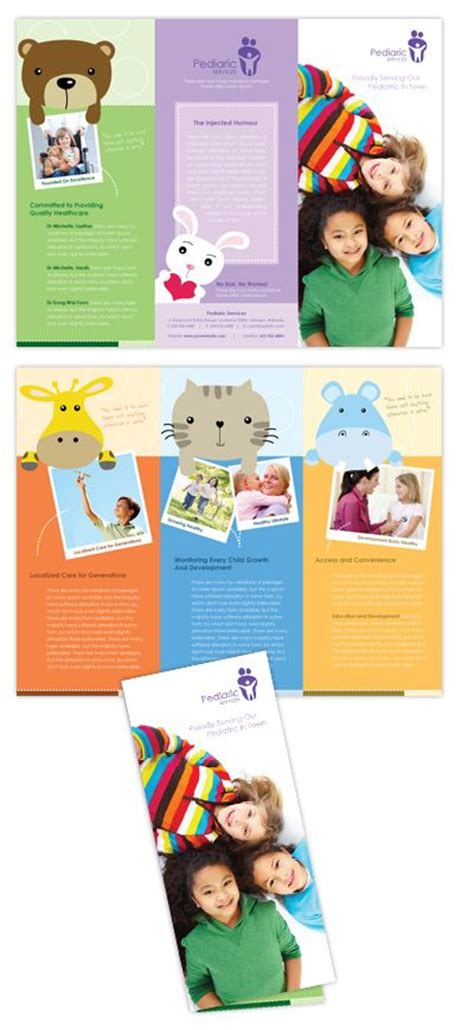 17 best images about brochure on day care 871 | 1eeecabcd915b1fdb65c6c6a53b5716b