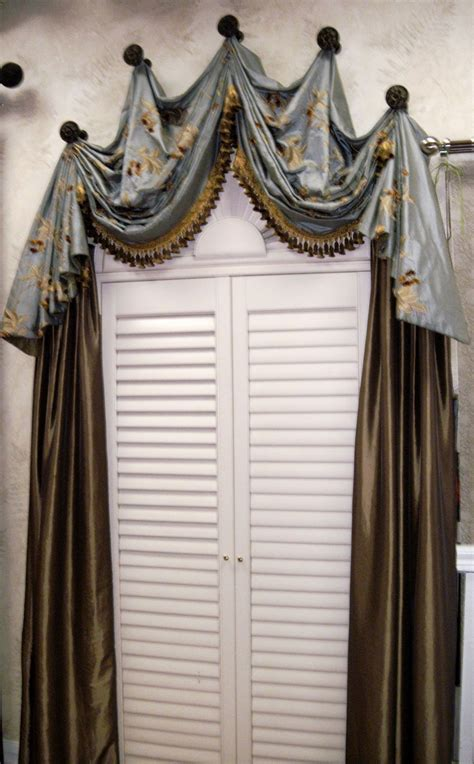 Custom Window Drapes by Interiors Has Its Own Drapery Workroom And Can Make