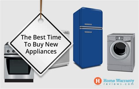 time  buy  appliances   year