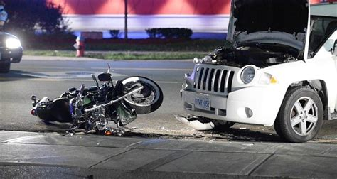 Man, 49, Critically Injured In East End Motorcycle Crash