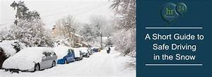 A Short Guide To Safe Driving In The Snow