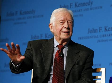 Former US President Jimmy Carter says cancer has spread to ...