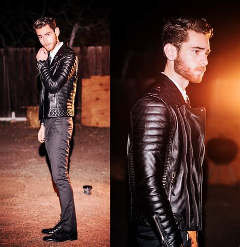 Style Inspiration How To Look Like An Elegant Bad Boy