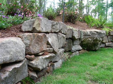 medium stackable boulders georgia landscape supply