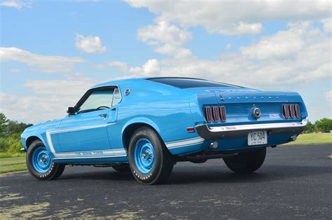 1969 ford mustang gt fastback light weight muscle classic