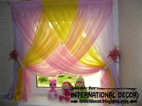Gold And White Sheer Curtains by 20 Best Modern Curtain Designs 2017 Ideas And Colors