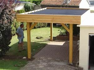 Abris De Terrasse En Kit : abri terrasse en bois tr66 jornalagora ~ Dailycaller-alerts.com Idées de Décoration