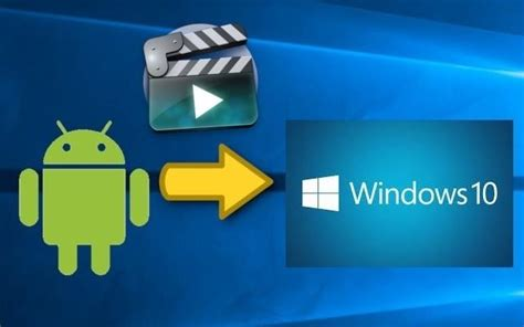from android how to transfer from android to windows 10