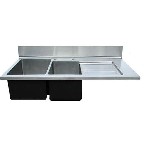 kitchen sinks with backsplash 21 kitchen sink with drainboard and backsplash