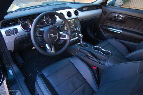 2015 ford mustang interior 2015 ford mustang review motoring rumpus