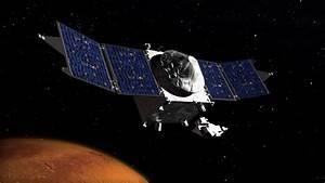 MAVEN Artist Concept | NASA