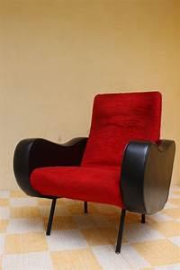 Fauteuil Années 50 : fauteuil vintage ann es 50 vintage by fabichka ~ Dallasstarsshop.com Idées de Décoration