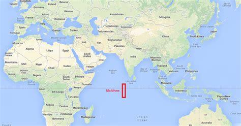 Carte Du Monde Avec Maldives by Map Of The Maldives Places I Want To Go