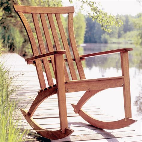 Porch Rocking Chair Plans by Haste Garden Grace Rocker Outdoor Rocking Chairs At