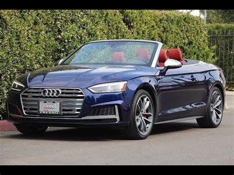 New Audi Convertible Tfsi Speed
