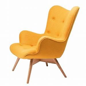 Kare Design Sessel : sessel angels wings yellow ~ Eleganceandgraceweddings.com Haus und Dekorationen