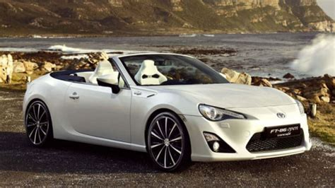 2019 Toyota Gt86 Convertible Review, Price, Release