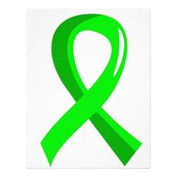 Non Hodgkin's Lymphoma Cancer Ribbon Color