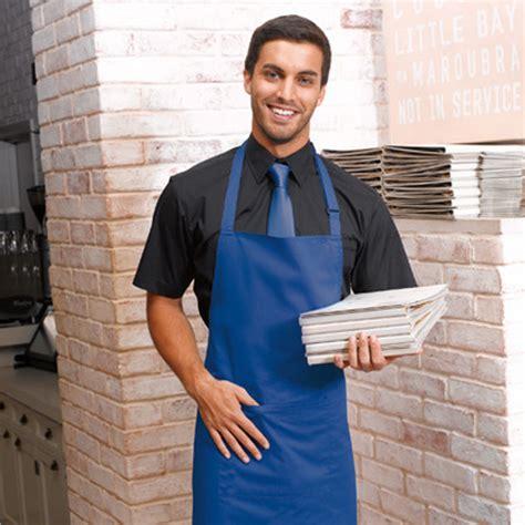 schuerze zum besticken fuer den grillmeister mit eigenen