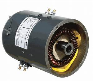 High Speed Motor 4hp  20 Mph  For E