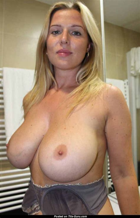 Angels Elis Topless Blonde With Bald Natural H Size
