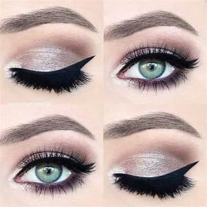 Comment maquiller les yeux verts 50 astuces en photos et for Exceptional mariage de couleur avec le gris 9 comment maquiller les yeux verts 50 astuces en photos et