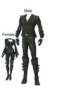 Female Rogue Armor