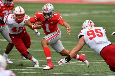 Observations from Ohio State's win over Nebraska
