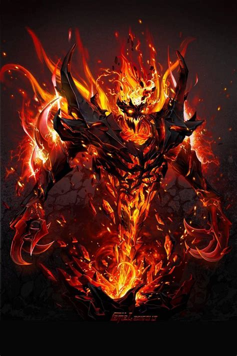 Shadow Fiend Wallpapers - Wallpaper Cave