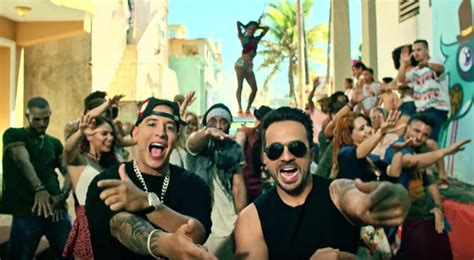 'despacito' In Top 10! [1st Latino Song Since 1996's