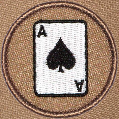 ace of spades patrol patch 057