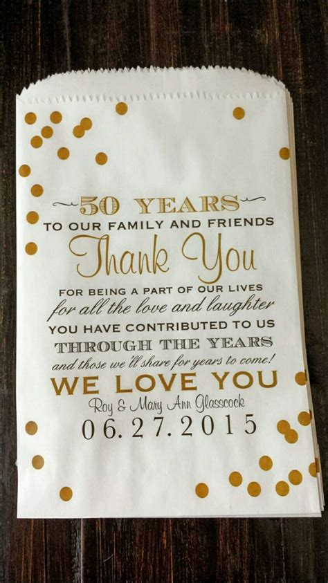 to write on thank you cards Wedding anniversary