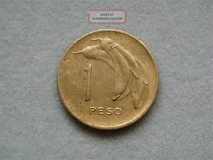 Uruguay 1 Peso, 1968 Coin.