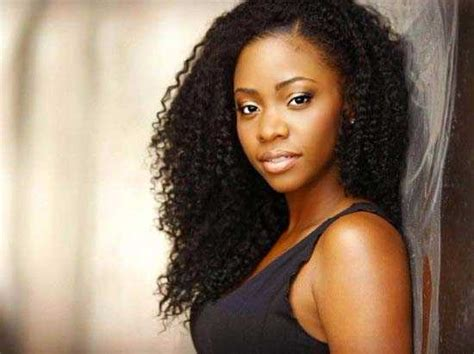 Eye-catching Long Curly Weave Hairstyles