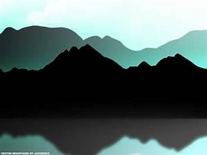 Vector Mountains by JavierZhX on DeviantArt