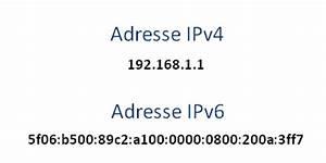 Ipv6 Adresse Berechnen : quelle est la diff rence entre une adresse ipv4 et ipv6 ~ Themetempest.com Abrechnung