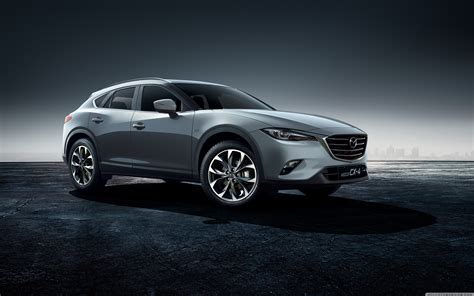 Mazda Cx-4 Car 4k Hd Desktop Wallpaper For 4k Ultra Hd Tv