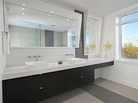 ensuite contemporary bathroom edmonton  habitat