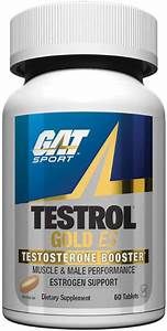 Gat Testrol Gold - 60 Tablets