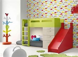 Las 6 camas infantiles mas originales y espectaculares for Camas infantiles originales