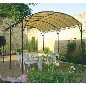 tonnelle de jardin en fer forge idees de design maison With tonnelle de jardin fer forge