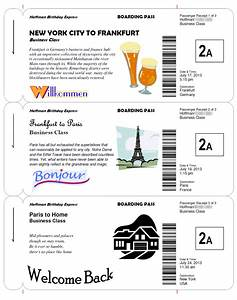 making fake boarding passes as gifts heels first travel With fake boarding pass template