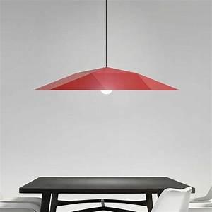 Luminaire Haut De Gamme Contemporain : suspension haut de gamme design origami plexus en acier par zhed ~ Melissatoandfro.com Idées de Décoration