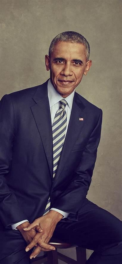 Obama Barack Iphone Atlantic Magazine 8k Xs