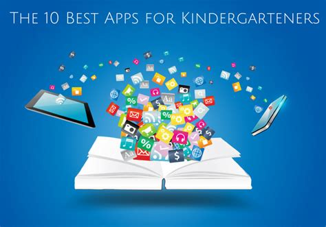 best apps for kindergarteners early childhood education zone 527 | ECEZONE Apps for kindergarteners
