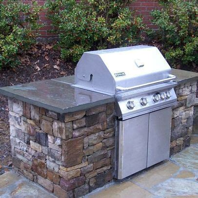 built in countertop grill arnold masonry built in grill stonework outdoor ideas