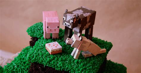 The Best Minecraft Birthday Cake Toppers Gearcraft